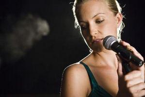 Cómo hacer que tu voz vibre mientras cantaba