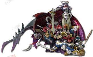 Cómo obtener a los caballeros de la ronda de Final Fantasy VII