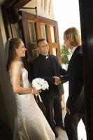 Pasos para planificar una boda católica Simple