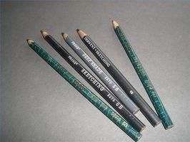 Cómo comprar lápices de dibujo