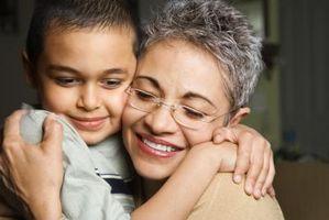 Programas escolares para el día de los abuelos