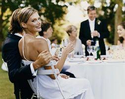 Ideas para los titulares de la tarjeta del lugar en las bodas