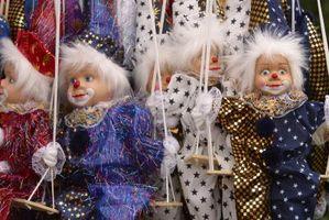 Información de marionetas de cadena