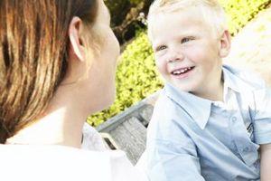 Cómo hablar con los niños que tartamudean
