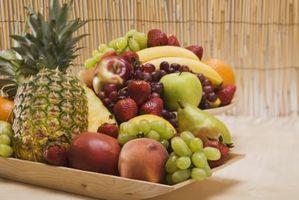¿Qué frutas y verduras pueden comer Cockatiels?