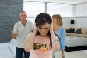 Problemas de actitud en los adolescentes