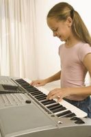 Efectos de teclado musical