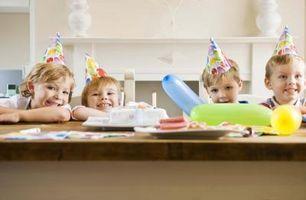 Ideas para fiesta de a tres años