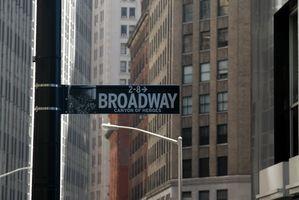Una breve historia de Broadway y danza etapa
