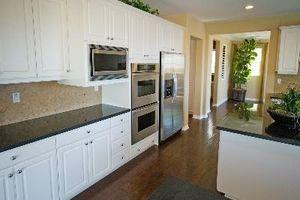 Formas de acabado de los gabinetes de cocina