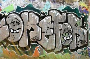 ¿Cómo dibujar Letras de Graffiti?