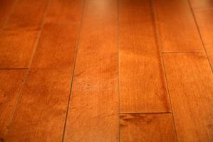 Como hacer una pista de baile con madera contrachapada barnizada