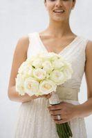 Cómo mantener fresco antes de la boda su ramo de novia