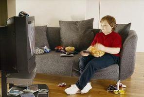 Cómo programas de televisión violentos afectan a niños
