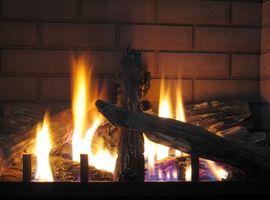 Cómo pintar fuegos
