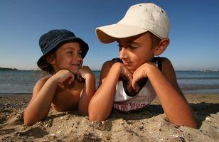 Divertidas vacaciones en familia con niños pequeños