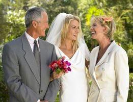 Cómo seleccionar una madre de la novia