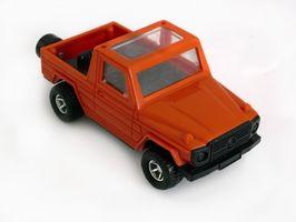 Cómo construir una tienda de coches de juguete