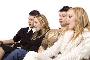 Los efectos de la realidad TV en los niños