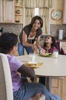 ¿Qué pueden los padres hacer sus hijos para el almuerzo que es saludable?