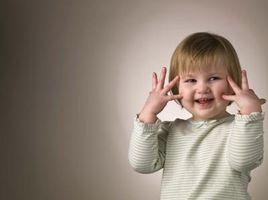 Foto Ideas para niños pequeños