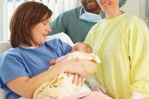 Qué esperar en un Hospital con una adopción de recién nacido