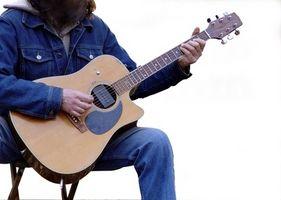 Cómo saber la diferencia entre una Fender Acoustasonic Junior y un amplificador de Fender Acoustasonic