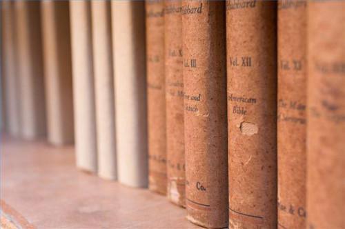 Cómo deshacerse de sus viejos libros