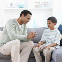 Cómo hablar con su niño sobre fumar, beber y las drogas