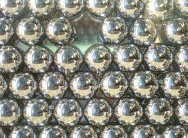 ¿Cómo se hacen las bolas de acero?