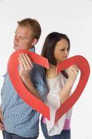 ¿Por qué las parejas que viven juntos el divorcio?