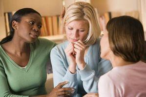 Palabras para un amigo durante el divorcio