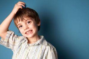 Cómo tratar un niño agitado