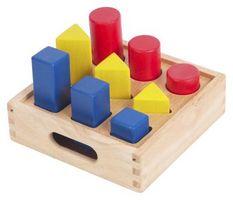 Formas divertidas de enseñar a los niños sobre formas