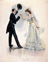 Historia de la danza del Minué
