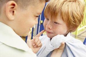 Cómo detener la intimidación y hablar