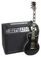 Pedales de distorsión de guitarra: Alta tensión contra baja tensión