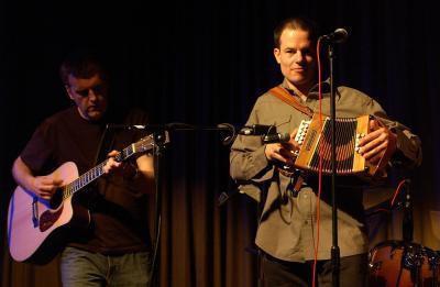 Instrumentos musicales irlandeses tradicionales