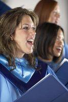 Cómo ser un miembro del coro de la iglesia