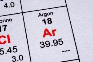 Los efectos del argón