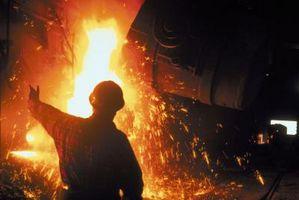 Características de absorción de energía de cobre