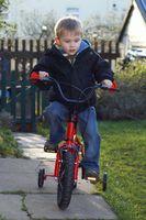 ¿Cuál es el tamaño derecho de bicicleta para mi hijo?