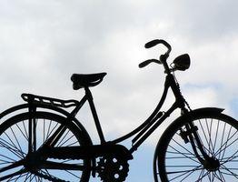 Cómo limpiar una bicicleta Vintage