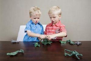 Cómo observar directamente a niños en edad preescolar