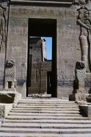 Cómo dibujar el arte de la pared egipcia