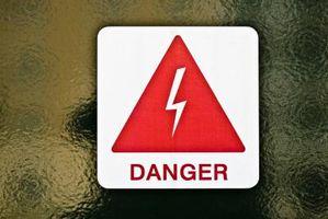 Actividades de seguridad eléctrica