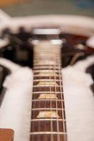 Cómo obtener el olor de humo de guitarras