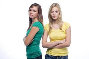 Cómo superar una amistad creciente Apart