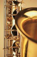 Cómo convertir música de Piano Saxofón Alto