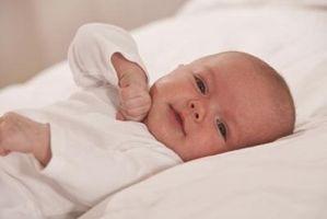 Patrones de sueño normales en los bebés